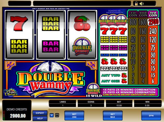 Spiele Double Wammy - Video Slots Online