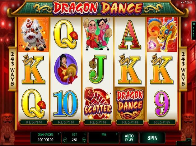 Dragon Dance Online Slot for Real Money - Rizk Casino