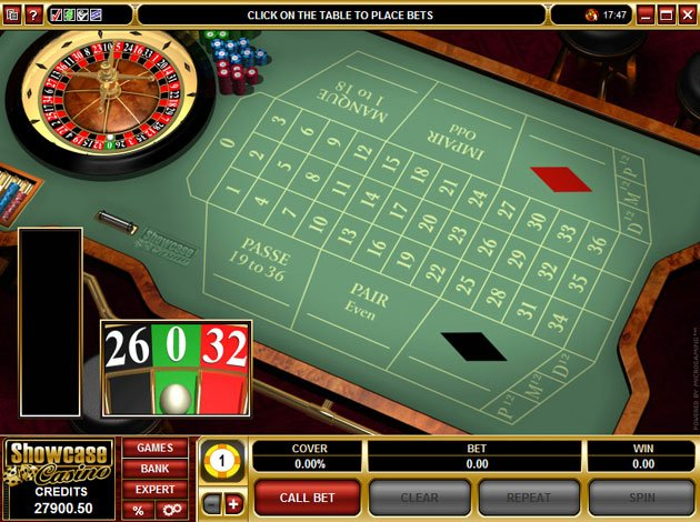 Free video roulette game how to build a poker bankroll from scratch