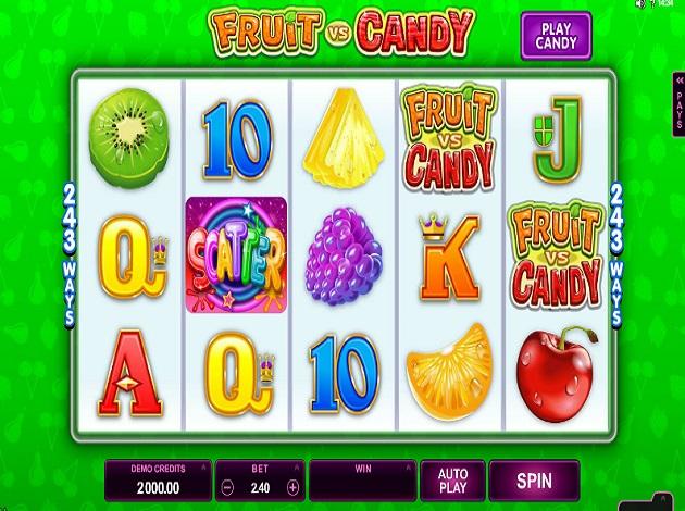 Spiele Fruit Vs Candy - Video Slots Online