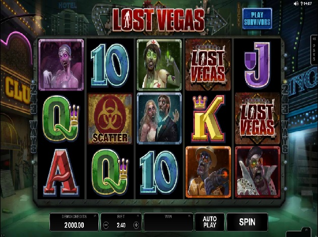Play Video Slots