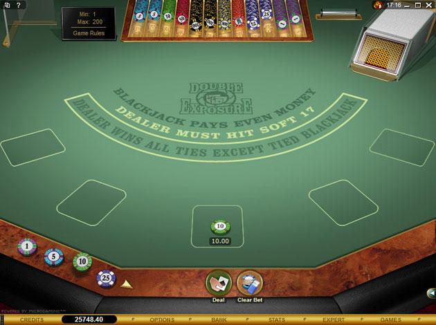 Difference between true count running count blackjack