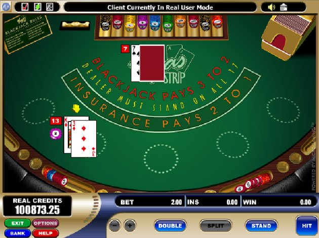 Vegas Blackjack Game Guide – Play Vegas Blackjack