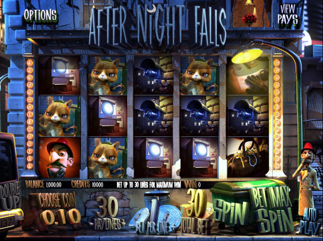 After Night Falls - Rizk Casino