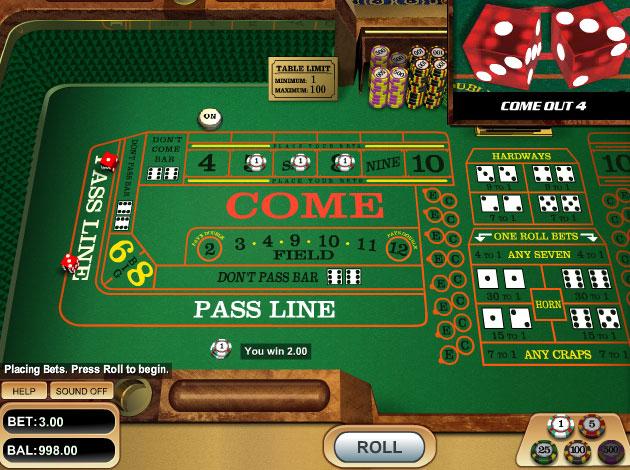 Dice gambling internet jewelry