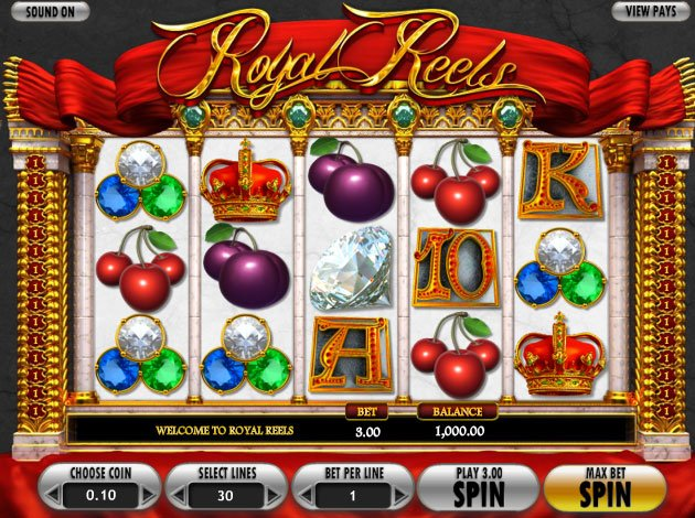 Royal Reels Slots - Play Royal Reels Slots For Free