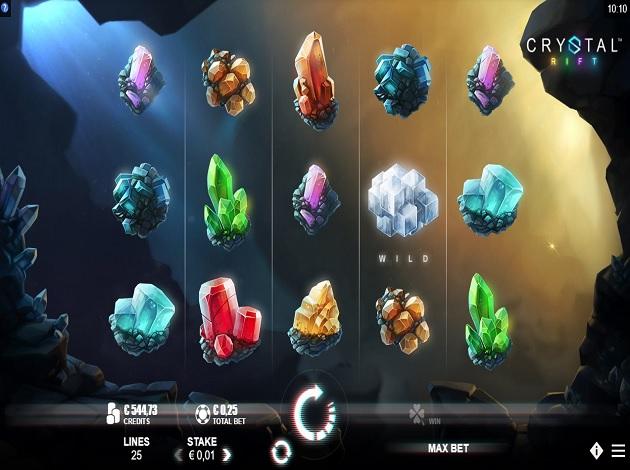 Cristal slot