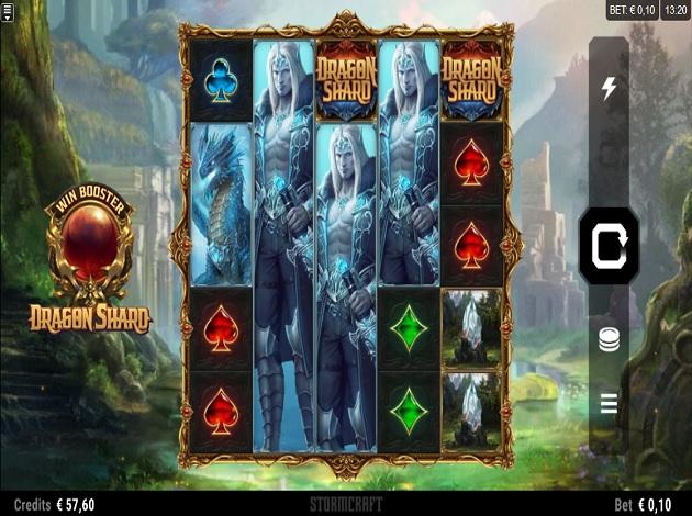 Play Dragon Shard Video Slot Free at Videoslots com