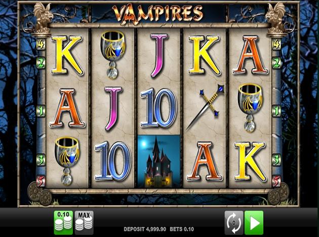 Play Vampires Video Slot Free At Videoslots Com