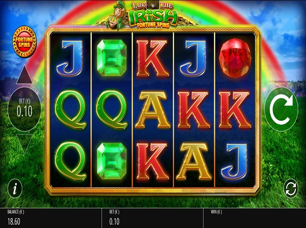 Luck of the irish slot free play linux strip poker game