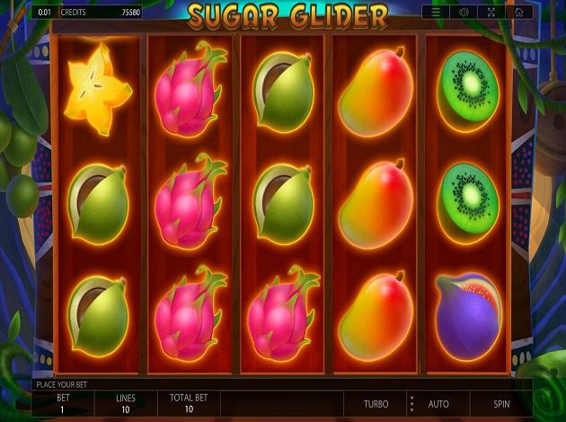 Spiele Sugar Glider - Video Slots Online
