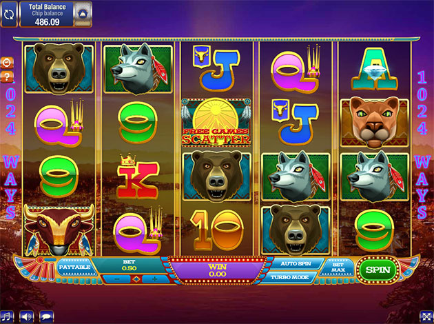 Play By The Rivers Of Buffalo Video Slot Free At Videoslots Com