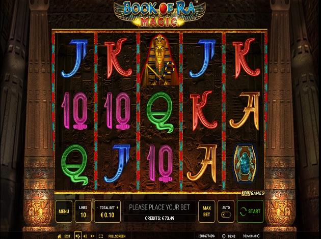 Book of ra games