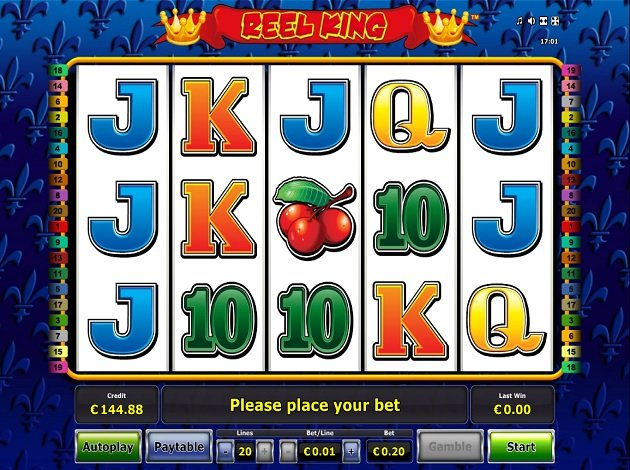 play casino slot online for free