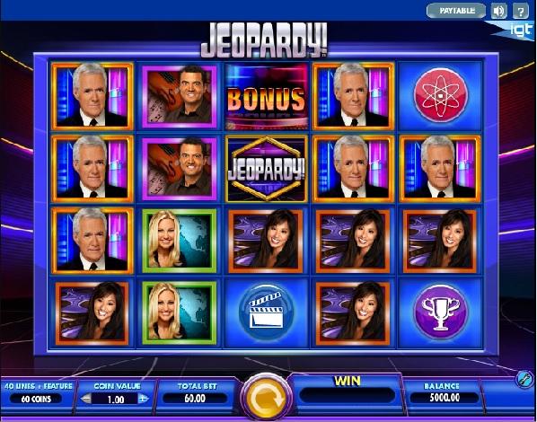 Hasil gambar untuk Slot Jeopardy