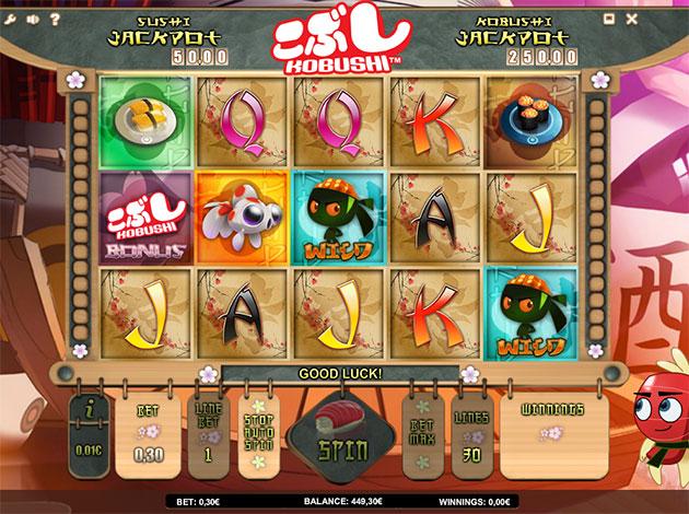 kobushi casino