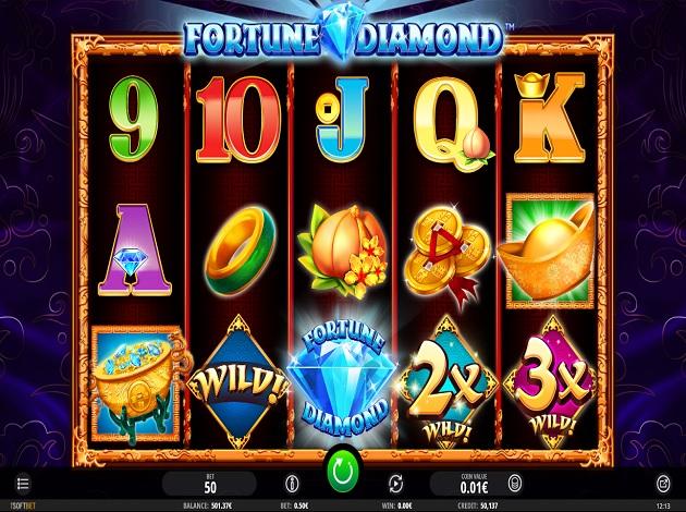 Mermaids Diamond Slot – Die hübsche Versuchung aus der Tiefe