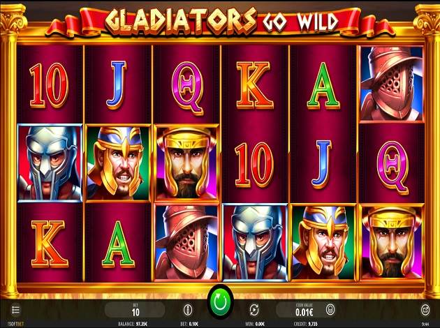 A game where you can bet on gladiators offshore sports betting wiki