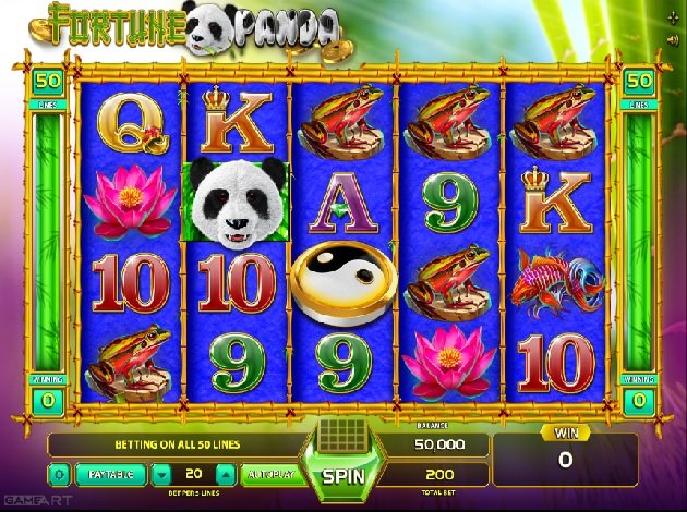 Fortune Panda Slots - Play Online Video Slot Games for Free