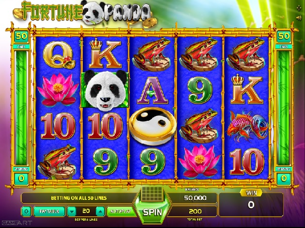 Spiele Rich Panda - Video Slots Online