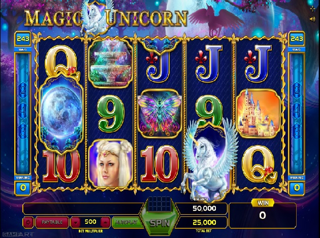 Unicorn Video Slots