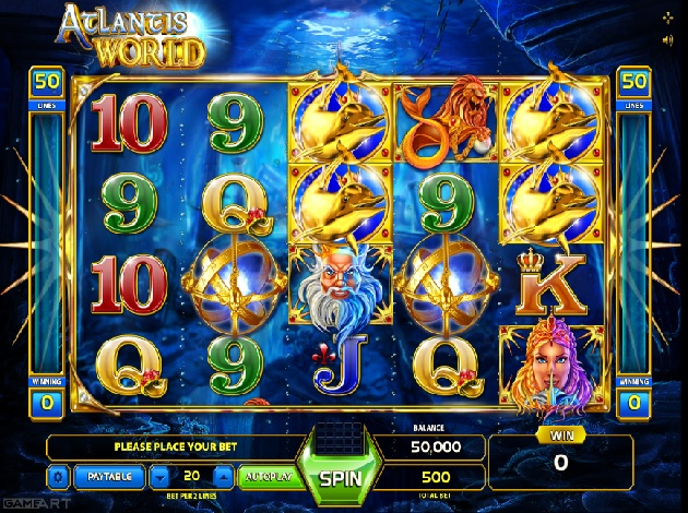 Spiele Atlants - Video Slots Online