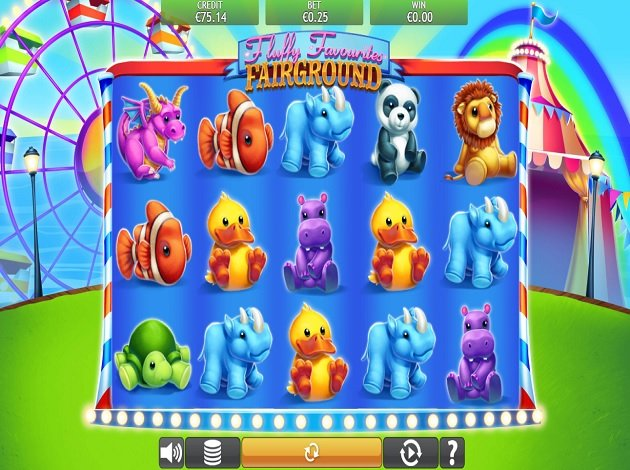 Spiele Fluffy Fairground - Video Slots Online