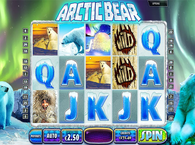 Arctic Bear Slot Machine - Play Multislot Slots for Free