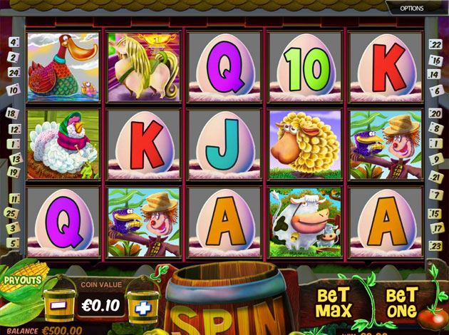 Barnyard Bucks Slot - Play the Free Casino Game Online