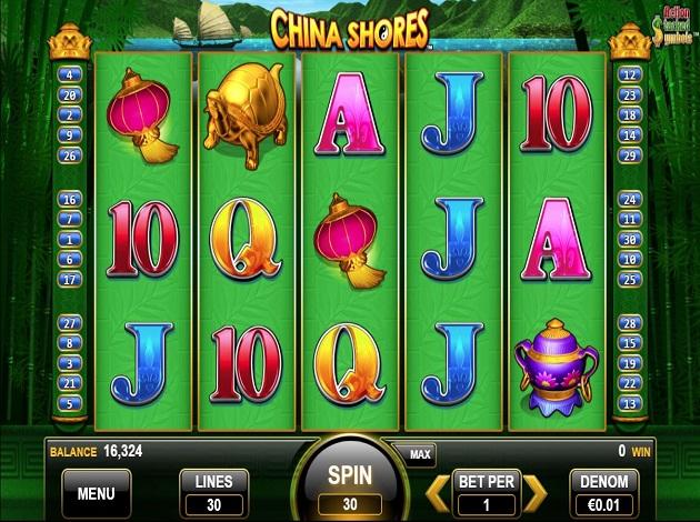 China Shores Casino Game