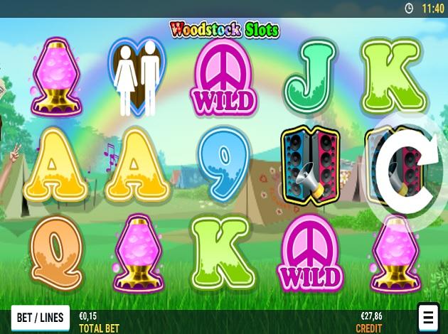 Woodstock Slots