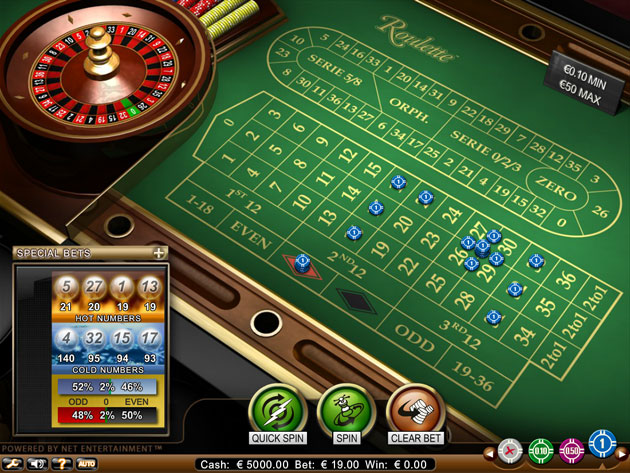 Low limit roulette vegas how to win a slot machine game