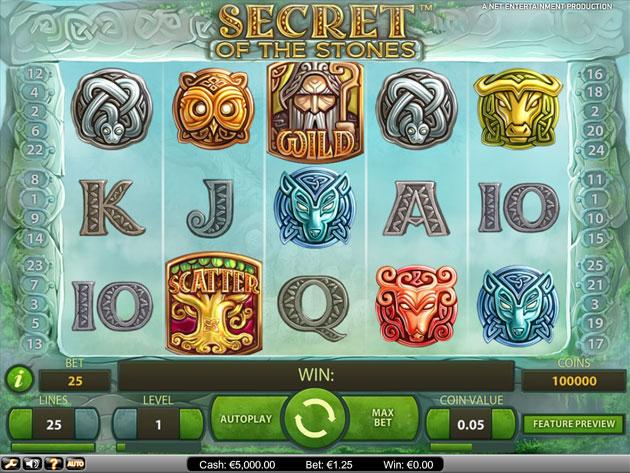 Secrets of the garden slot machine cecilia mortensen poker