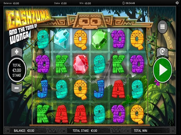 Play Cashzuma Video Slot Free At Videoslots Com