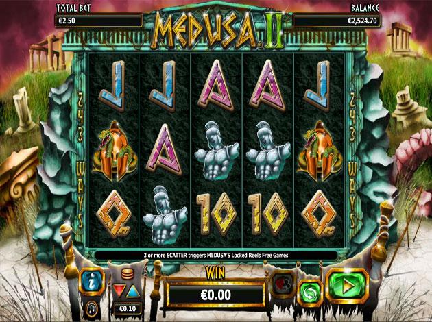 Medusa Video Game
