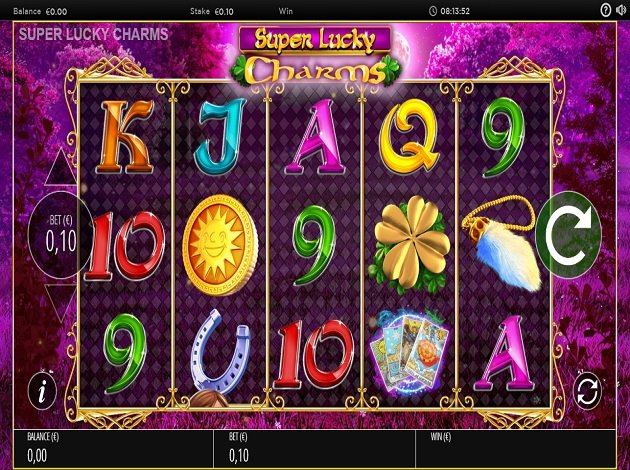Lucky Charms Casino Games