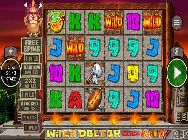 Spiele Witch Doctor Wild - Video Slots Online