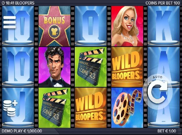 bloopers casino