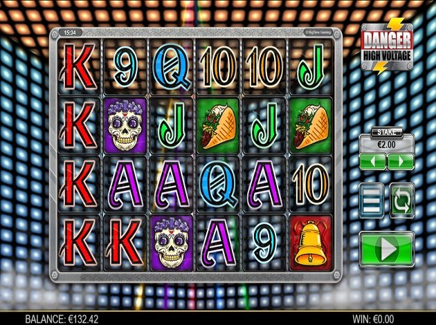 Danger High Voltage Slot Machine - Play for Free Online