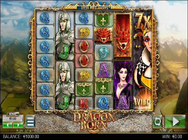 Dragon Born - Casumo Casino