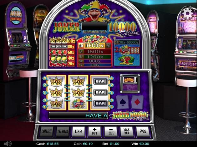 Video Slots Deluxe