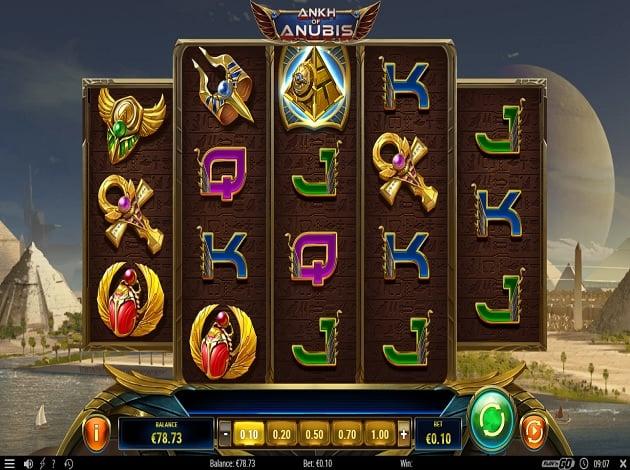 Spiele Ankh Of Anubis - Video Slots Online