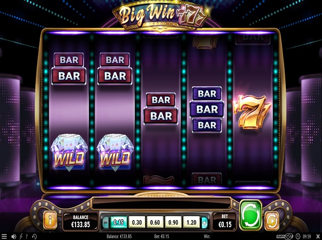 Video Of Slot Machine Coming Up 777
