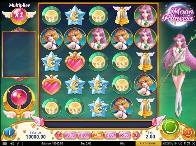 moon princess online casino