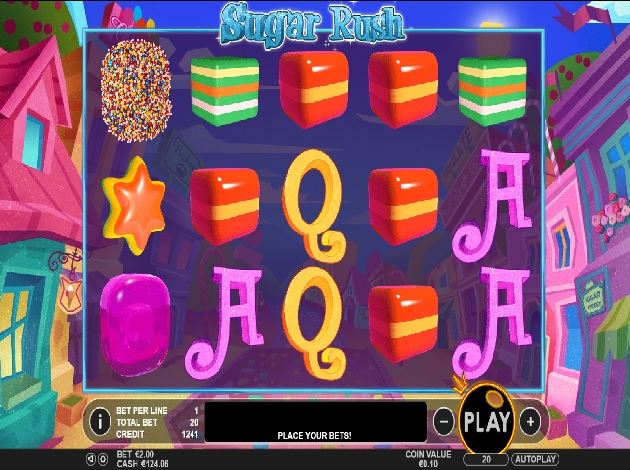play sugar rush online