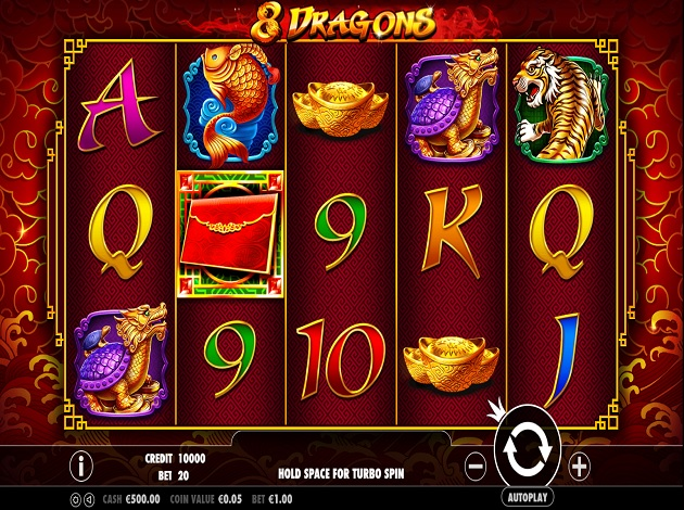 Spiele Dragons Of The North - Video Slots Online