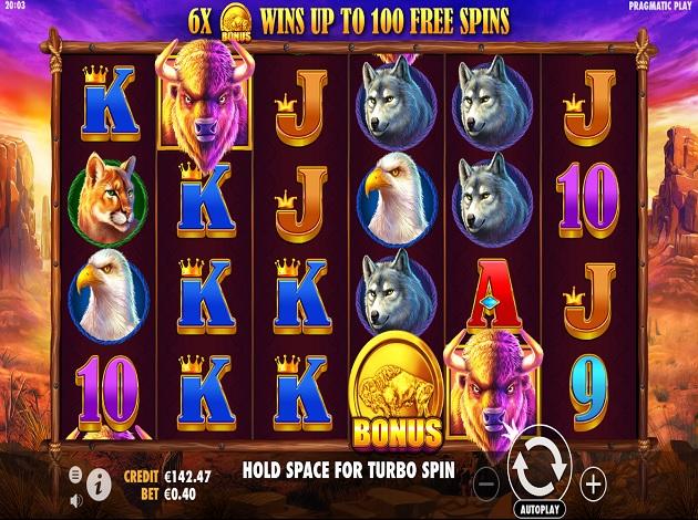 Spiele Buffalo King - Video Slots Online