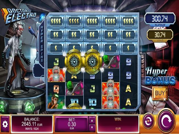 casino poker machine strategy