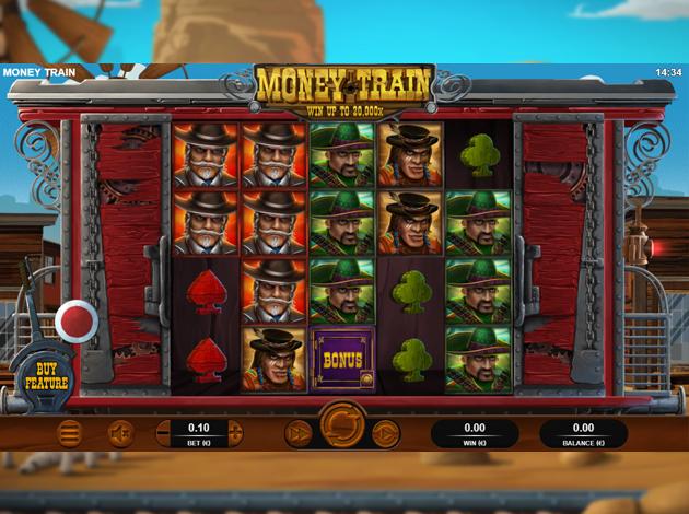 Play Money Train Video Slot Free at Videoslots com