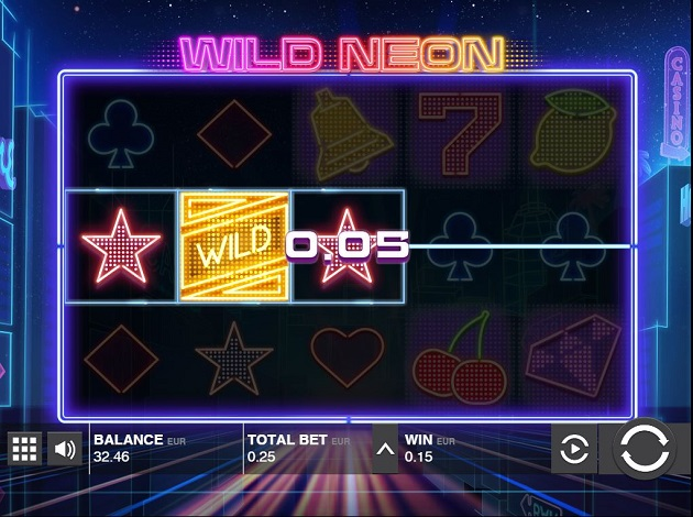 Wild Neon Slot Machine Online ᐈ Push Gaming™ Casino Slots